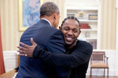 Kendrick Lamar, Adele, Rihanna and More Bid Their Farewells to Obama