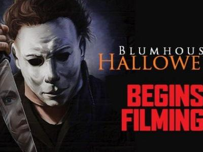 Blumhouse's New Halloween Movie Officially Begins Shooting