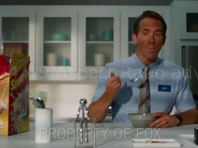 'Free Guy' Clip: Ryan Reynolds Sits at Home While the Outside World Goes Wild