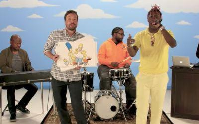 Behold Lil Yachty Rapping About The Simpsons For Three Minutes