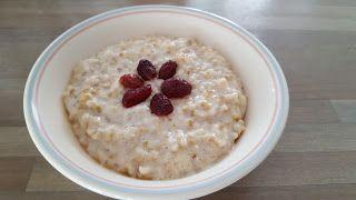 Pressure Cooker: Steel Cut Oatmeal