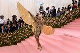 You'll Have to Squint to See Billy Porter's Met Gala Outfit Because It's Like Looking at the Sun