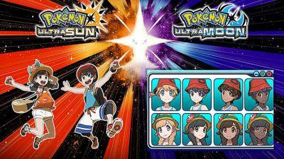 Pokemon Ultra Sun and Ultra Moon: Main Characters Revealed