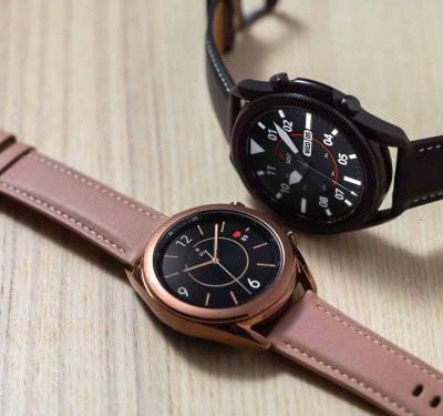 Samsung Pushes New Update For Galaxy Watch 3