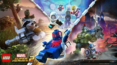 LEGO Marvel Super Heroes 2 Landing On Switch This Holiday