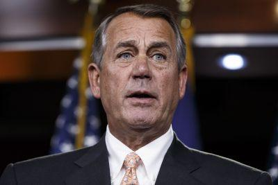 Boehner: Trump's term has been a 'complete disaster'