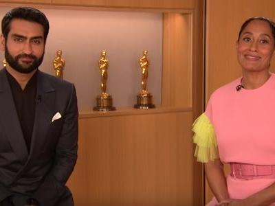 Can Tracee Ellis Ross And Kumail Nanjiani Just Announce The Oscar Nominees Every Year?
