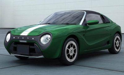 Honda's Accessory Division Gets Weird with S660 and Mini-Pickup Concepts for the Tokyo Auto Salon