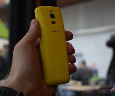 Hands-On With The Nokia 8110 - MWC 2018