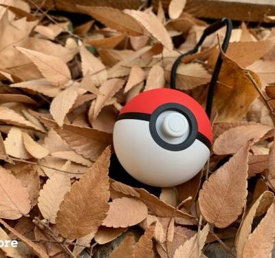 How to check the battery on your Poké Ball Plus