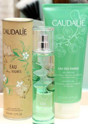 Shower Tales, and Current Caudalie Body Favorites