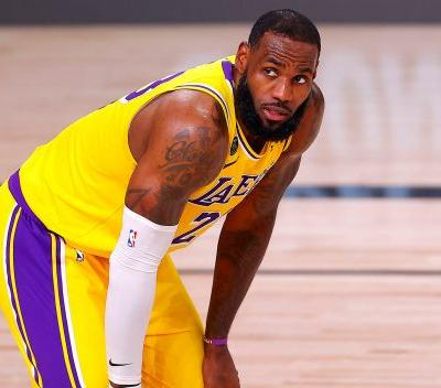 Trail Blazers spoil LeBron James' first Lakers playoff game