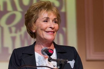 Judge Judy gives commencement speech in West Virginia