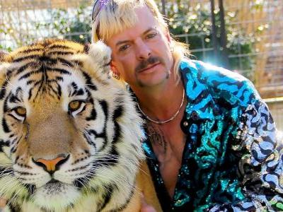 Joe Exotic Interviewed By Netflix From Prison, Promises He's 'Crazy' As Ever