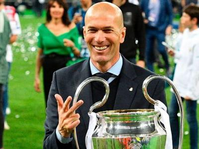 Real Madrid reappoint Zidane after sacking Solari