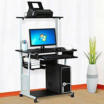 30 Lovely Computer Desk with Printer Storage Images