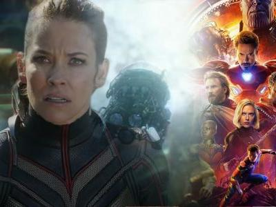 Two Theories About Where Wasp Could Be During Infinity War