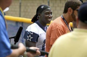Police: Ex-Cowboys WR Whitehead misidentified in heist