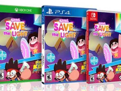 Steven Universe: Save the Light and OK K.O.! Let�s Play Heroes Bundle Headed to Switch, PS4, Xbox One This Fall