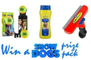 Win a ShowDogsMovie prize pack!