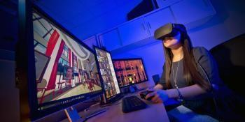 Virtual Reality a Better Tool for Memory Recall