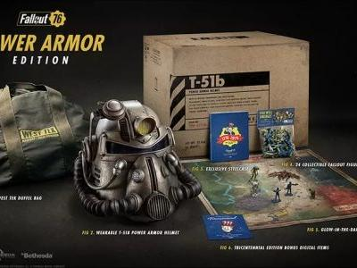 Bethesda Is Offering Free Virtual Currency To People Who Bought Fallout 76's Power Armor Edition