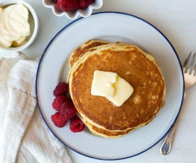 How to make decadent and buttery pancakes: Personalized pancakes part 2