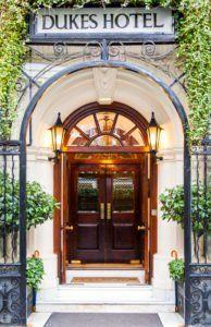Tranquil Luxury in London's Heart