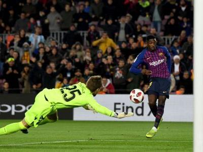 Transfer Talk: Dembele '1,000 percent' staying at Barcelona