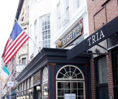 "Shift Drink: Celebrating National ""Drink Wine"" Day at Tria"