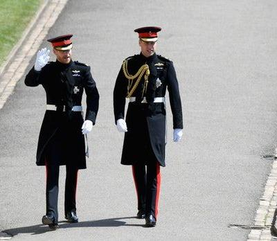 What Does Prince Harry's Wedding Suit Mean? He Got Permission From The Queen To Wear It