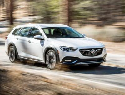 X Games: 2018 Buick Regal TourX Tested!