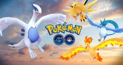 Niantic Confirms More Legendary Pokemon Will Be Coming To Pokemon GO