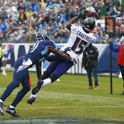 Ravens set new franchise record with 11 sacks in single game in win over Titans