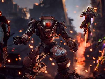 Anthem Is Getting A Full Demo So You Can Try Is Out Before Launch