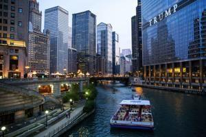 Architecture tours lead the way in bringing visitors to increasingly crowded Chicago River