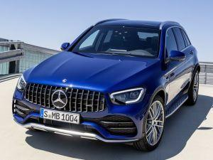 Mercedes-Benz Updates The GLC 43 AMG