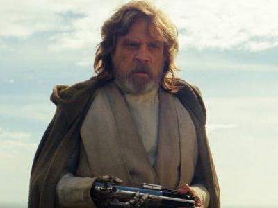 Rian Johnson and Mark Hamill Discuss The Direction They Took with Luke Skywalker in THE LAST JEDI