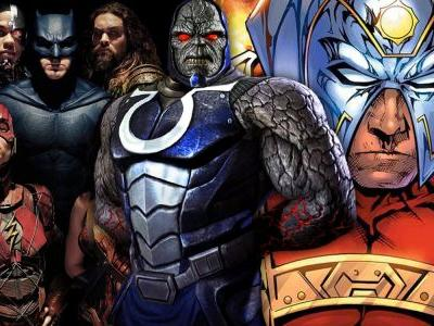 New Gods Can Use Darkseid Better Than Justice League Ever Could