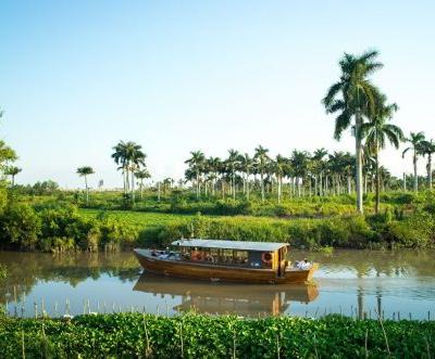Checking in: a serene escape in the Mekong Delta at Azerai Can Tho