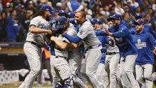 Los Angeles Dodgers Defeat Milwaukee Brewers In Game 7 For World Series Return