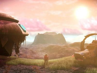 Hello Games shows interest in bringing No Man's Sky to Switch