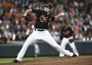 Yankees get Britton from O's for trio of minor league arms