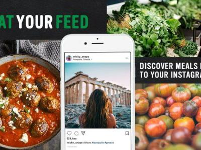 Instagram food pics you've posted will determine what you get served at this restaurant