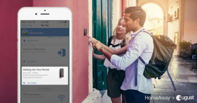 Smart lock startup August raises $25 million from Comcast, Qualcomm, others