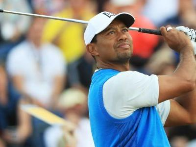 Tiger Woods score: Round 2 recap, highlights from the British Open