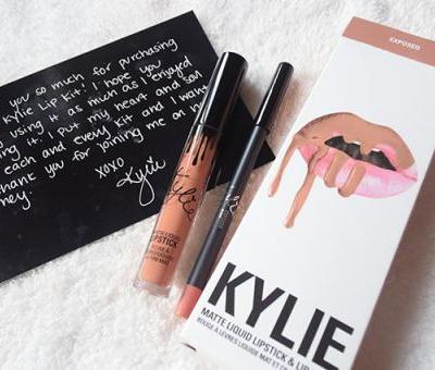 Makeup Product Review: Kylie Jenner's 'Exposed' Lip Kit