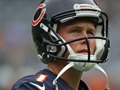 Bears lose to Eagles after K Cody Parkey clangs game-winning field goal attempt off upright and crossbar