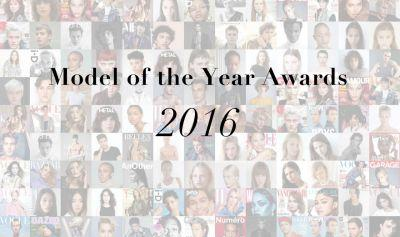 Model of the Year Awards 2016