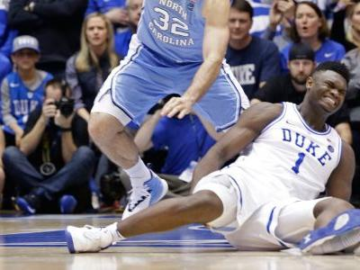 Zion Williamson's exploding shoe isn't as uncommon as you might think